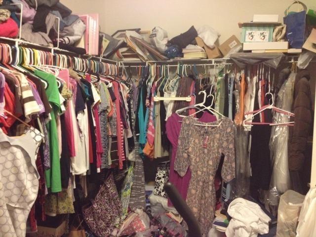 2-Closet-before