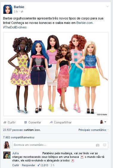 barbie-novos-corpos-reacao-publico