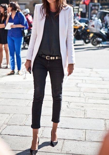 look-de-trabalho-fashion-com-calca-preta