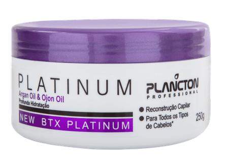 Botox Capilar New BTX Platimum